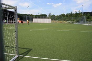 Neubau einer Sportanlage