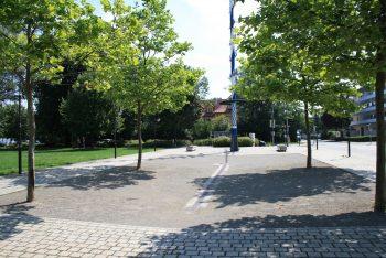 Eichenau, Stadtplatz