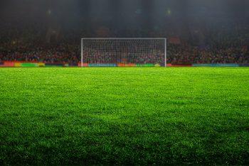 Fußballstadion Sportplatzbau