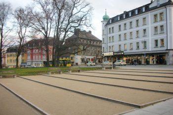 Residenzplatz in Kepmten