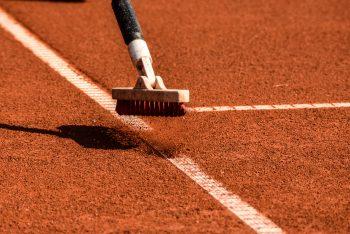 Czyszczenie Kortu - tenis